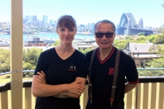 Kasia (now in her 14th year of training Wing Chun) had the honour of learning from Grandmaster Wan Kam Leung in Sydney recently while he was here for the Wan Kam Leung Practical Wing Chun Sydney Demonstration Seminar. What can we say... a true honour and privilege to learn from such an exceptional yet humble master of his craft.