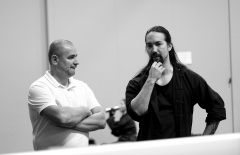PWC Sifu Anto and CWC Instructor Brendan - National All Styles ACT 2017