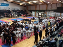 260 competitors at the 2017 Australian National All Styles Championships held in Sydney. A great mix of styles competing in a respectful environment. Wing Chun doesn't always translate well into a rules based sports environment but other styles have adapted and so can we if we choose to; so long as competition does not become our primary focus